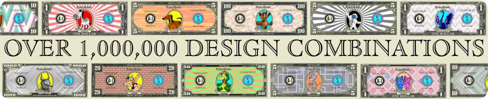 Over a Millions Designs